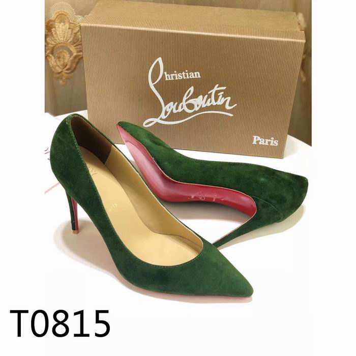 Louboutin Women's Shoes 25