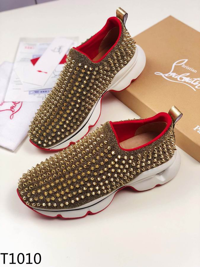 Louboutin Women's Shoes 46