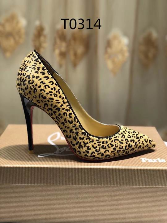 Louboutin Women's Shoes 07
