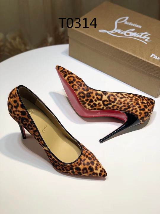 Louboutin Women's Shoes 09