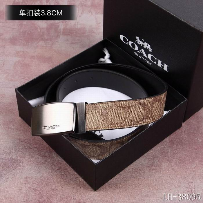 Coach Belts 139