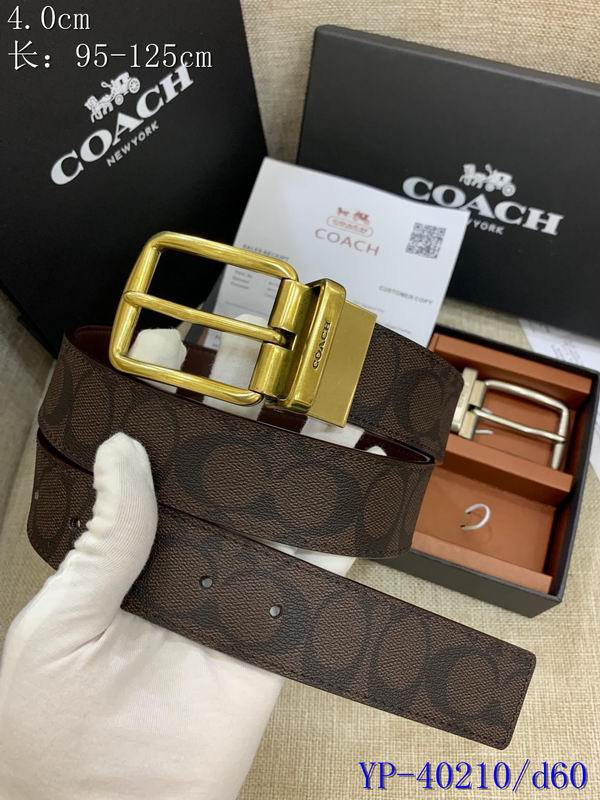 Coach Belts 67