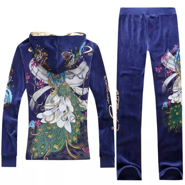 Ed Hardy Women's Suits 1
