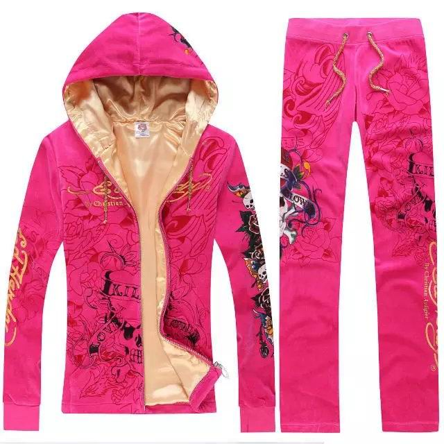 Ed Hardy Women's Suits 10