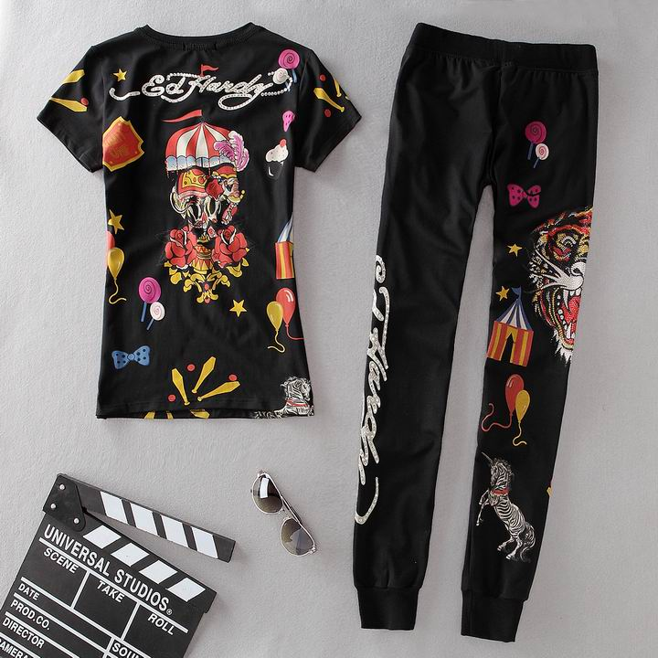 Ed Hardy Women's Suits 120