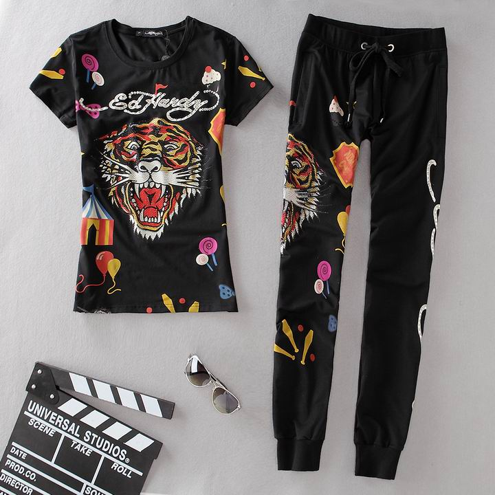 Ed Hardy Women's Suits 121