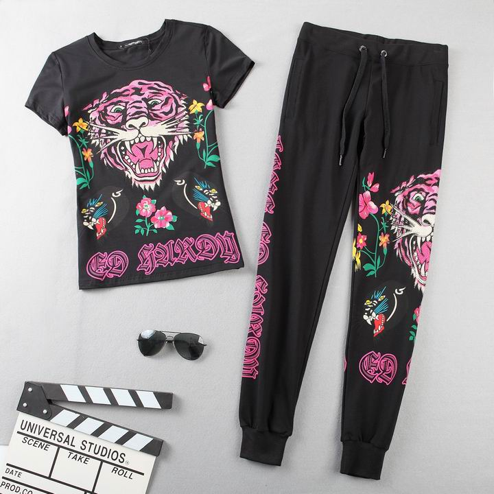 Ed Hardy Women's Suits 129