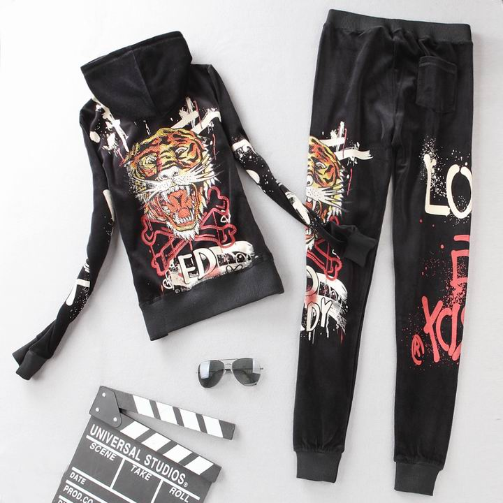 Ed Hardy Women's Suits 25