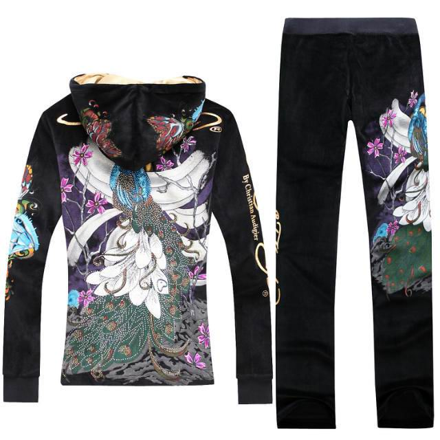 Ed Hardy Women's Suits 3