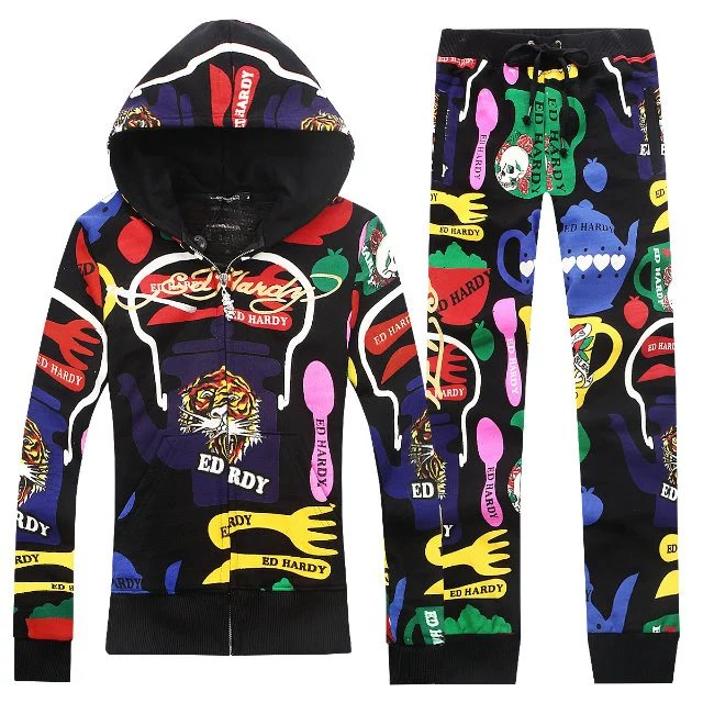 Ed Hardy Women's Suits 36
