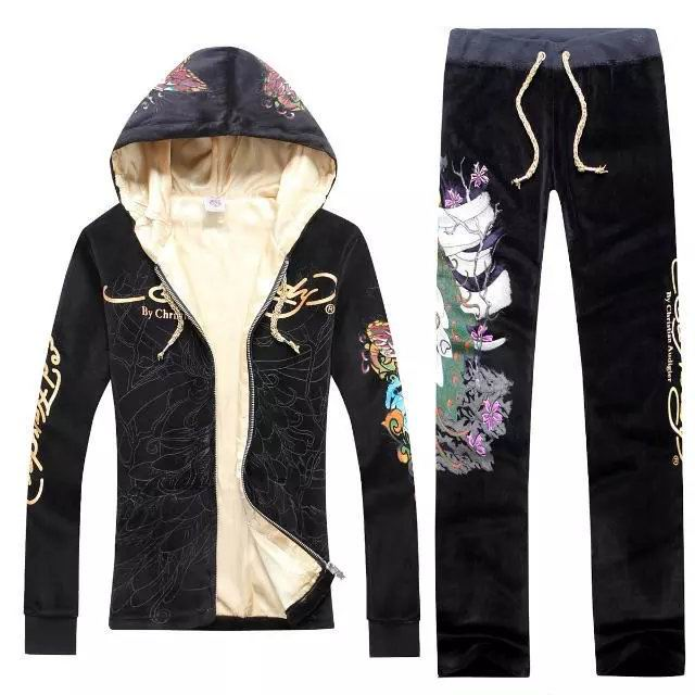 Ed Hardy Women's Suits 4