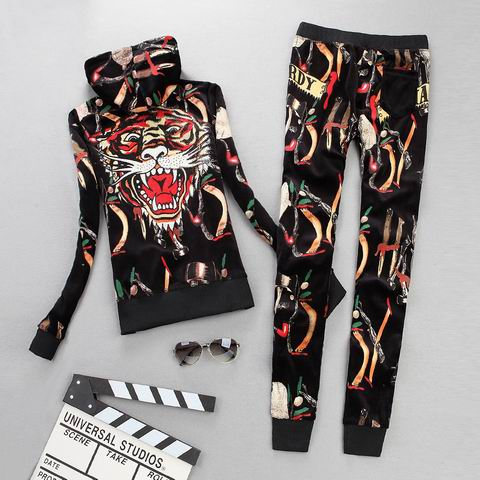 Ed Hardy Women's Suits 44