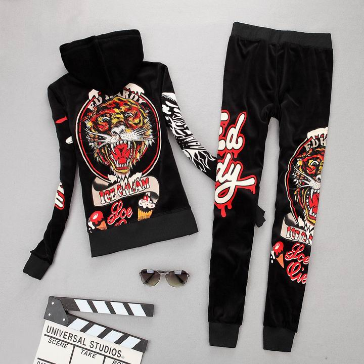 Ed Hardy Women's Suits 48