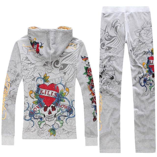 Ed Hardy Women's Suits 5