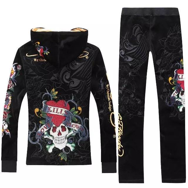 Ed Hardy Women's Suits 7