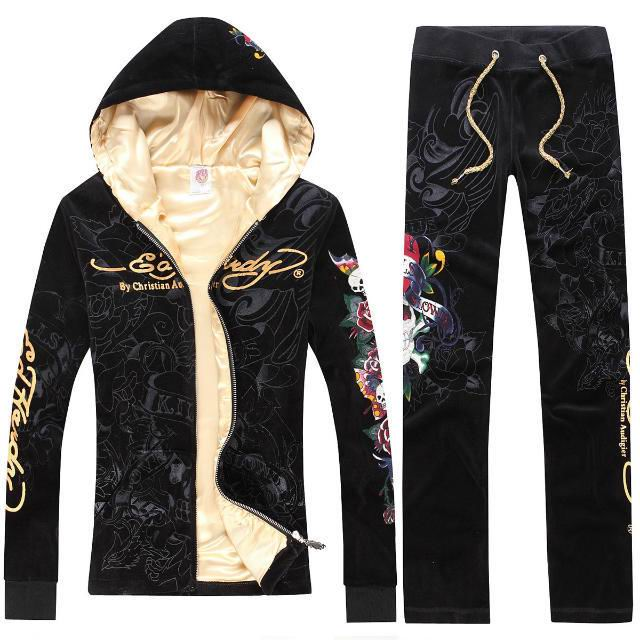 Ed Hardy Women's Suits 8