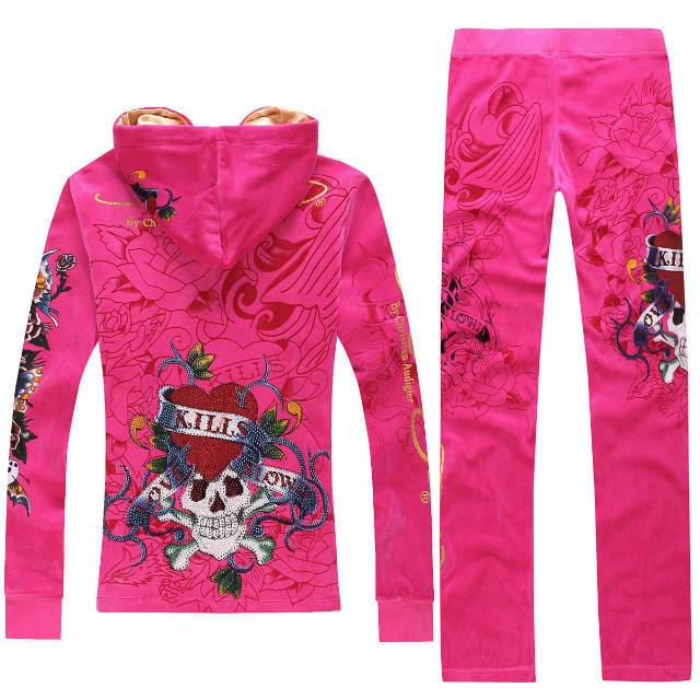 Ed Hardy Women's Suits 9