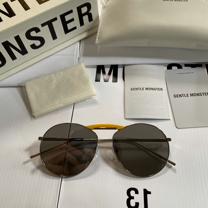 Gentle Monster Sunglasses 244