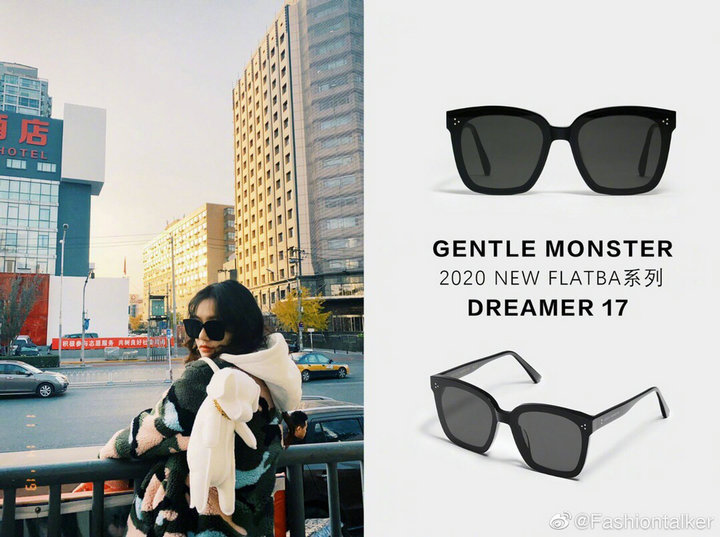 Gentle Monster Sunglasses 286