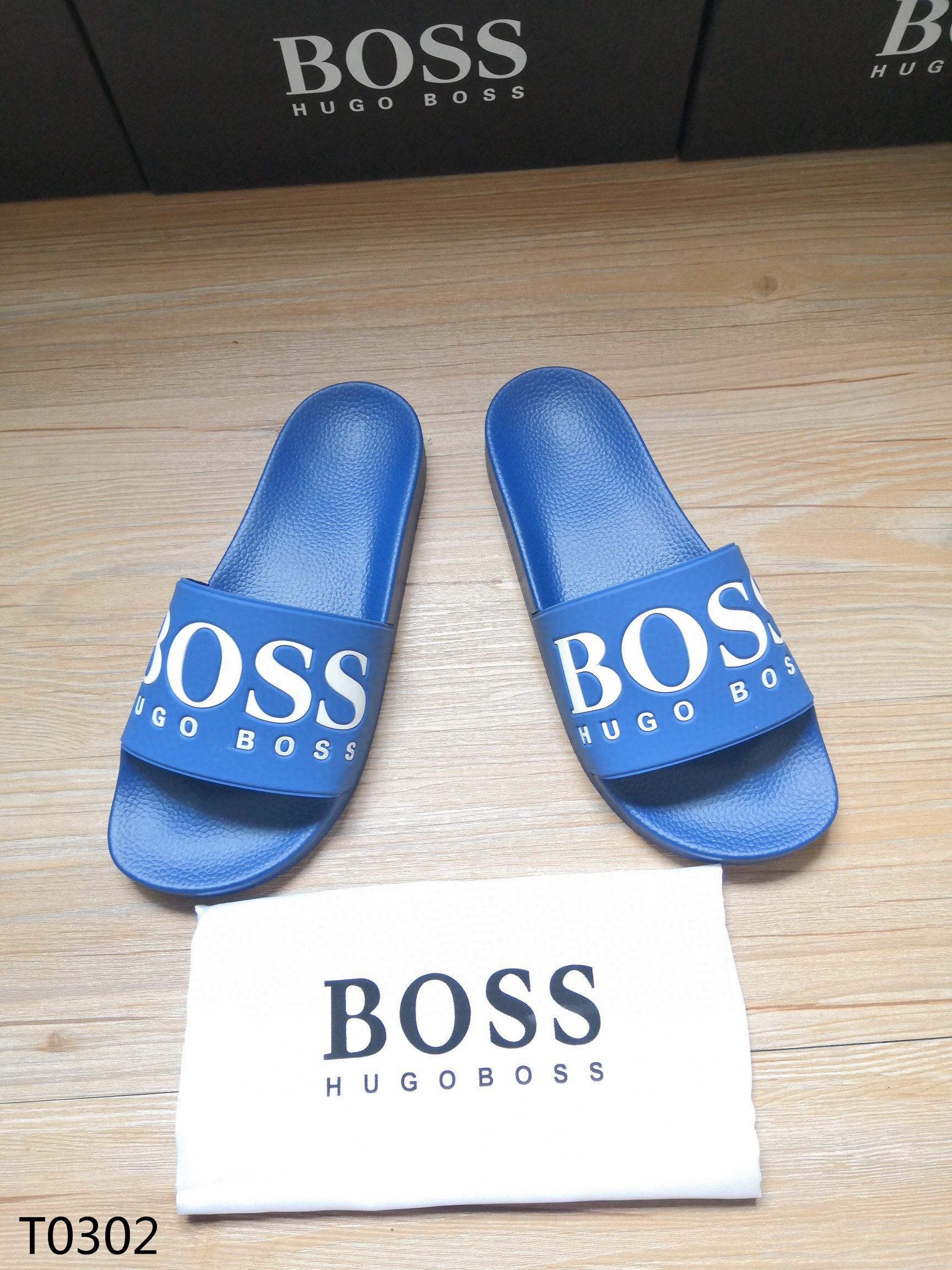 Hugo Boss Men's Slippers 05