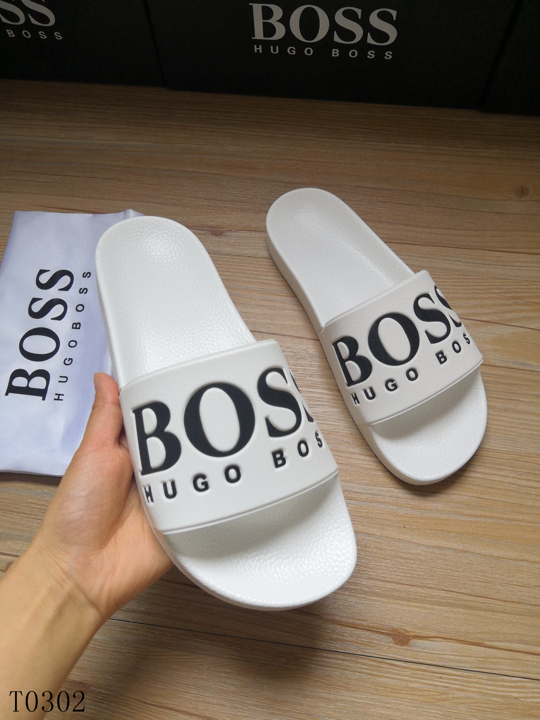 Hugo Boss Women's Slippers 02