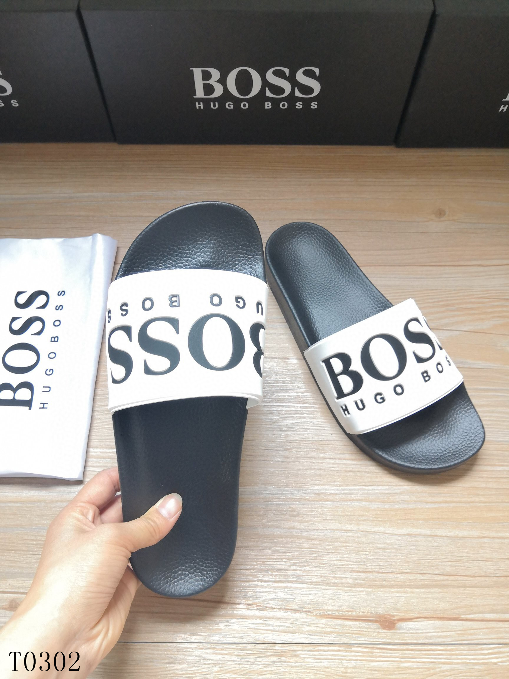 Hugo Boss Women's Slippers 03