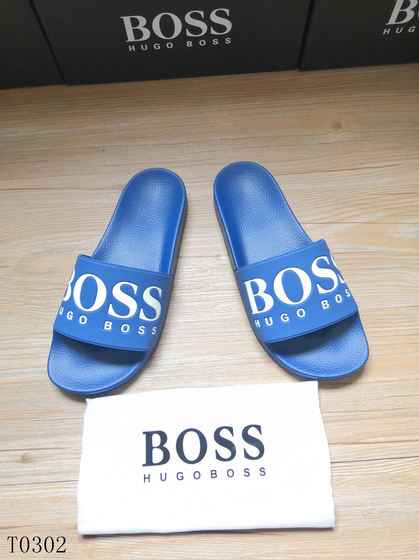 Hugo Boss Women's Slippers 04