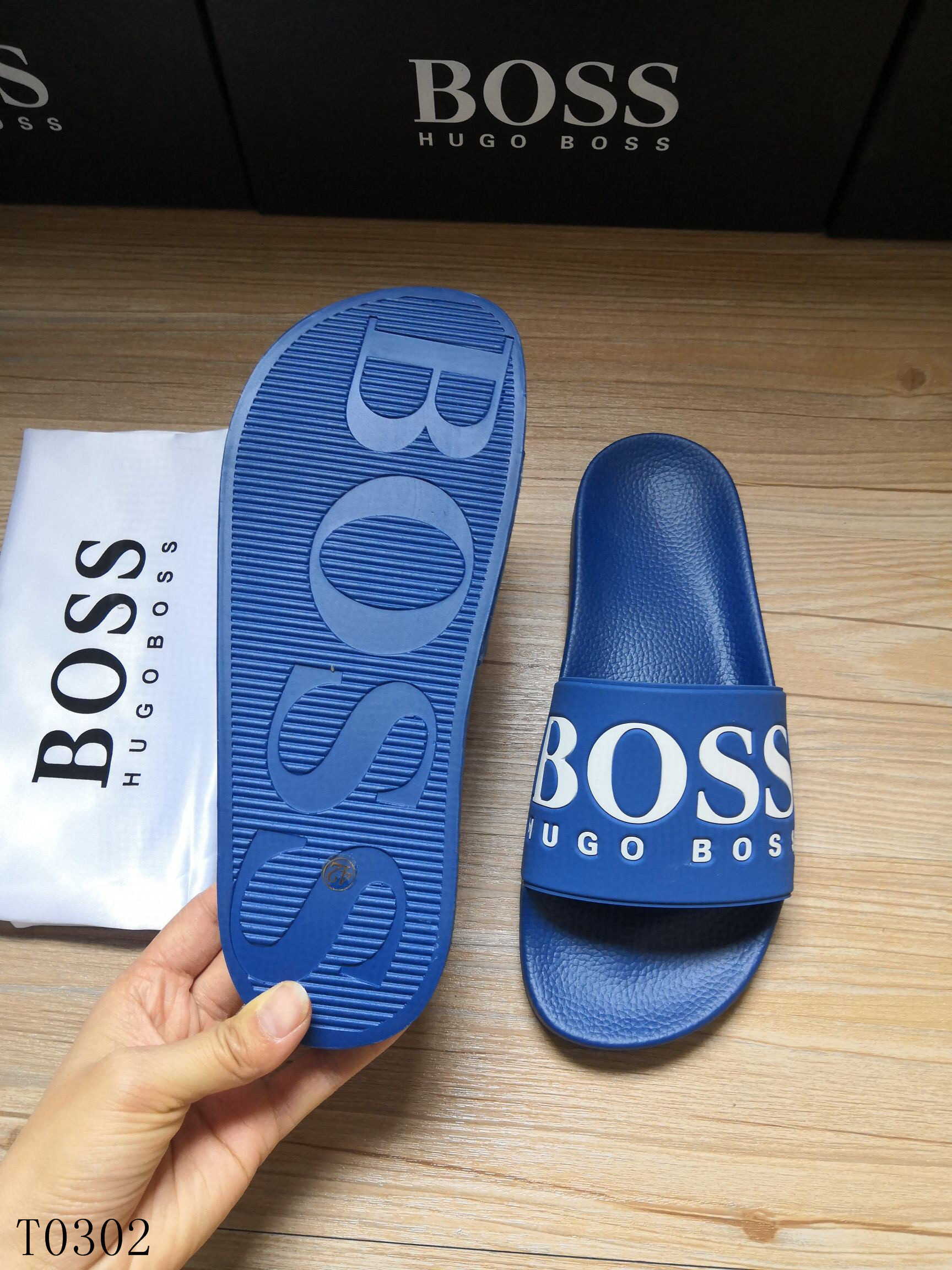 Hugo Boss Women's Slippers 07