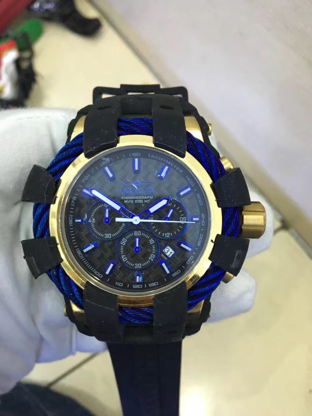 INVICTA Watch 43